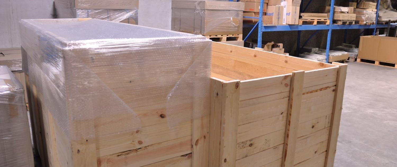 Belgapack Oudenaarde Kisten en kratten